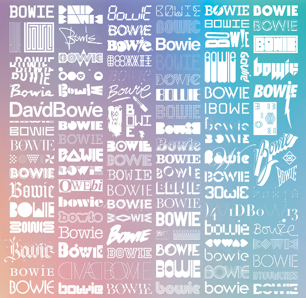 The Changing Faces of Bowie