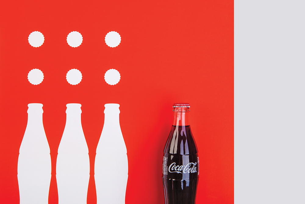 100 years of the Coke bottle