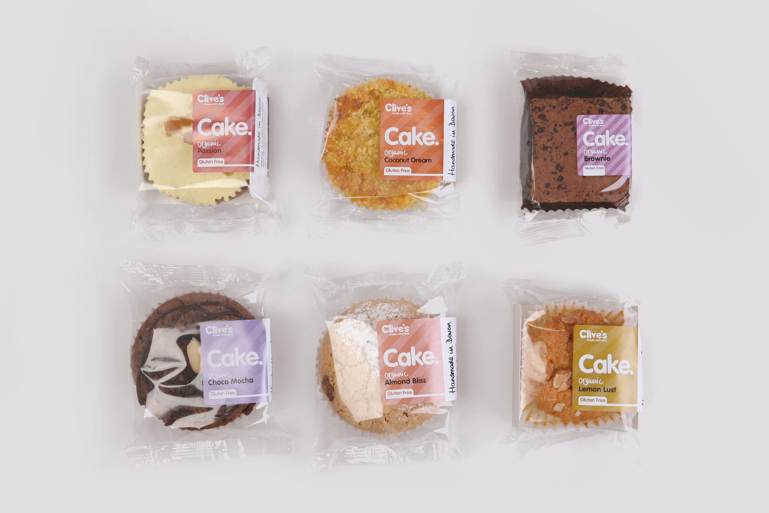 Clive's - Brand identity & packaging