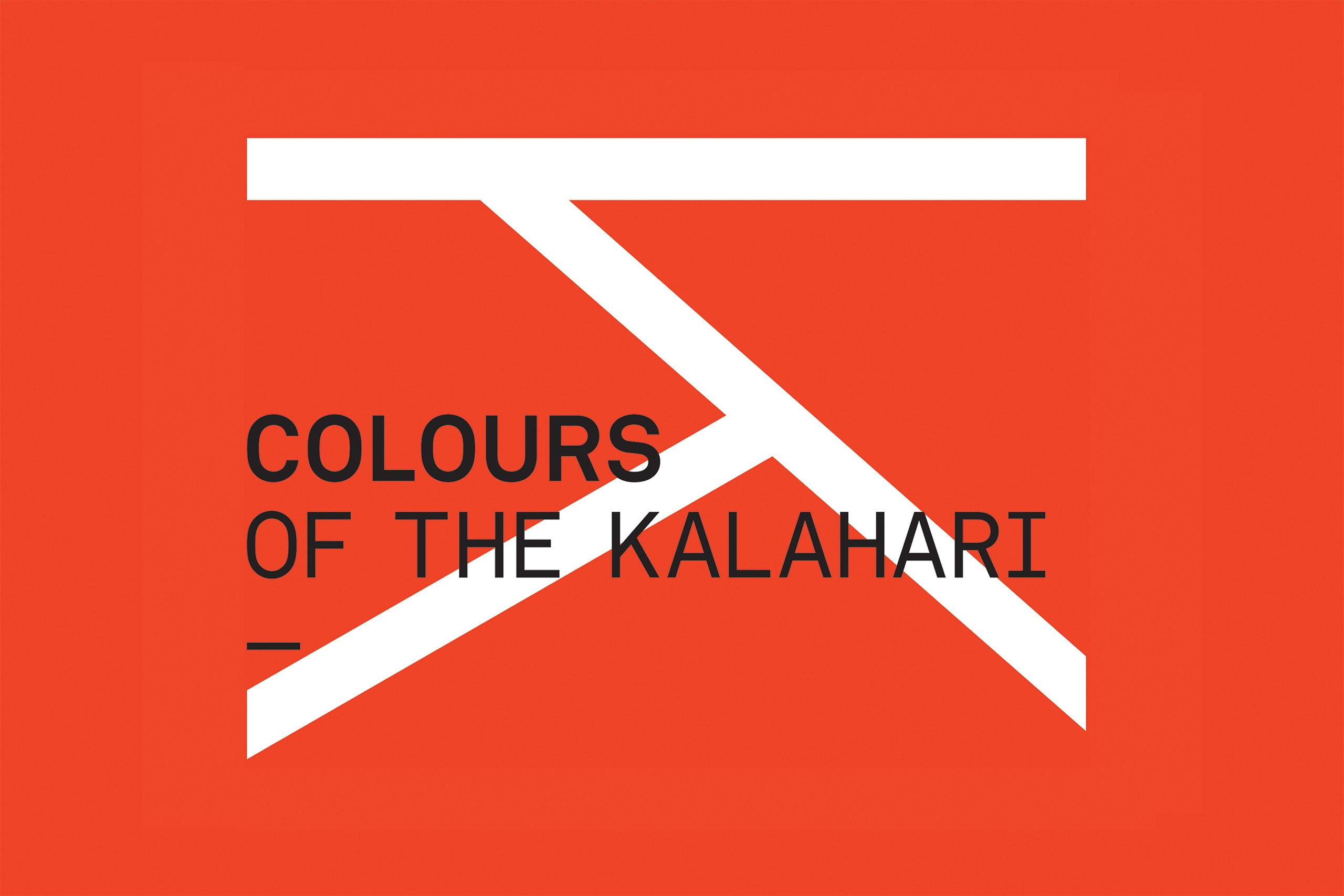 Colours of the Kalahari - Brand identity & exhibition