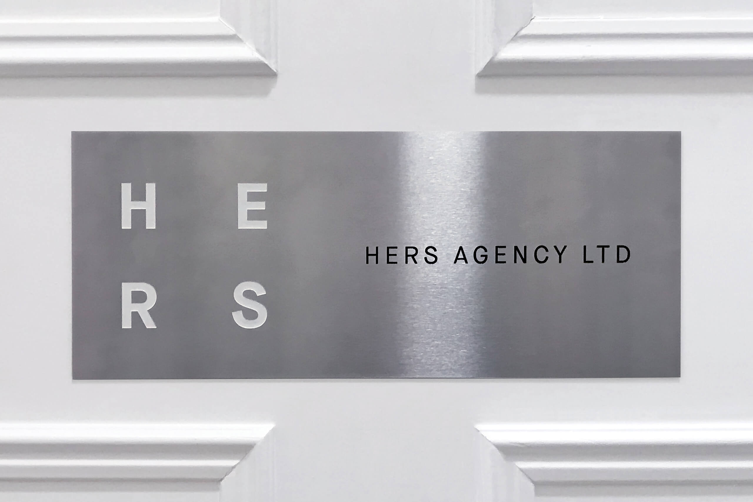 HERS Agency - Identity and applications